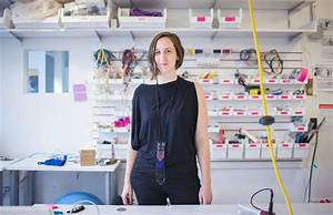 Kate Hartman Fuses Art And Technology