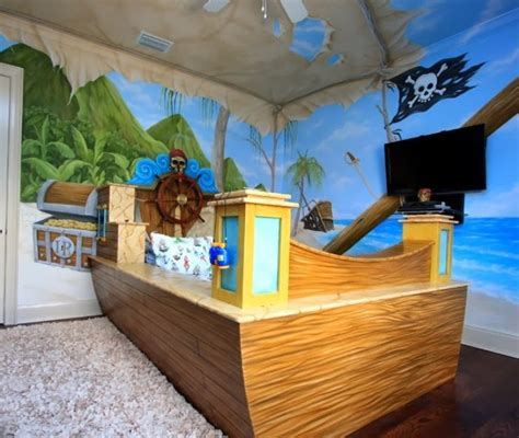 pirate bedrooms ideas 25 cool pirate themed kids room design ideas kidsomania
