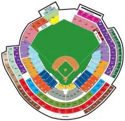 Nationals Stadium Seating Chart