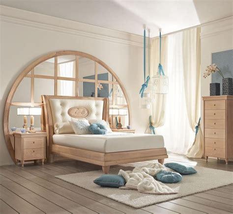 chambre blanche et bois idées de déco chambre fille dans le style romantique très chic