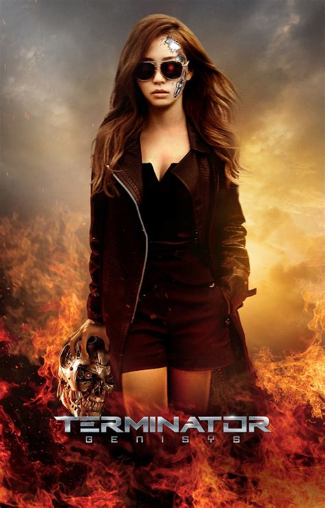 Terminator Genisys Poster 60: Extra Large Poster Image