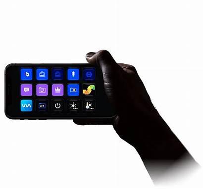 Stream Deck Mobile Elgato Movil Gaming Iphone