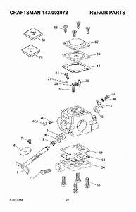 Craftsman 536292521 User Manual Cultivator Manuals And