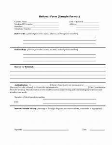 employee referral program form incepimagine exco With referral document template