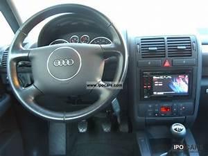 2005 Audi A2 1 4 Tdi Klimatronic  Alu  Dvd  Euro4  Tempomat