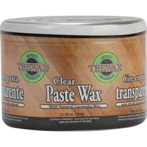 Minwax Ultimate Floor Finish Home Depot by Trewax Paste Wax Clear 12 35 Ounce Trewax Http Www