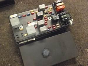 Citroen Berlingo Fuse Box Diagram
