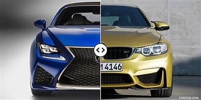 Lexus Bmw Rc M4 Coupe Comparisons Caricos