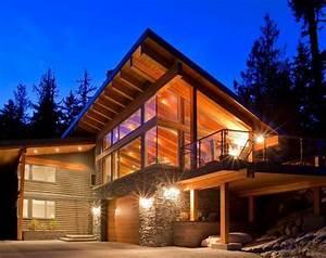 Chalet De Jardin Contemporain : chalet kit contemporain dream home pinterest ~ Premium-room.com Idées de Décoration