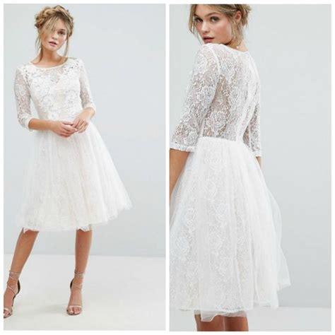 robe blanche courte boheme robes pour mariage boh 232 me chic 20 mod 232 les qui nous font