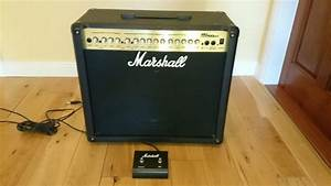 Marshall Mg100dfx 100w Amp Foot Switch For Sale In