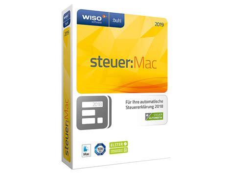 steuer mac 2019 wiso program steuer mac 2019 steuersoftware