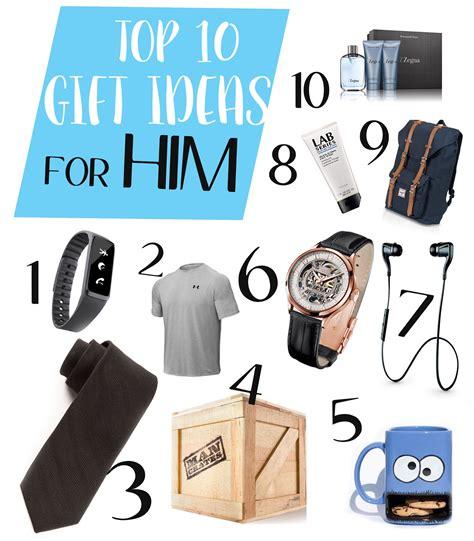 christmas gift ideas for him for him 10 gift ideas for christmas mongabong