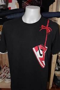 Vintage 80 U0026 39 S Nike Air Jordan Blue Tag T Shirt Xl