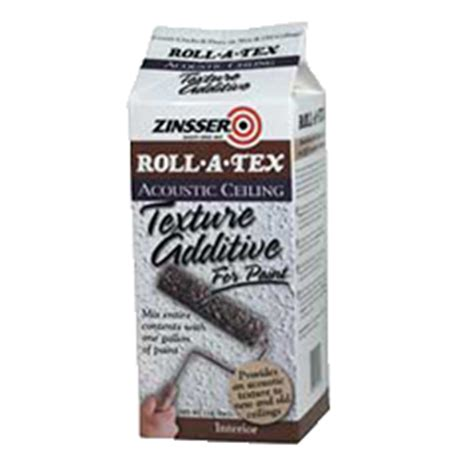 Zinsser Popcorn Ceiling Patch Canada by Zinsser 174 Roll A Tex 174 Acoustic Ceiling Texture Additive