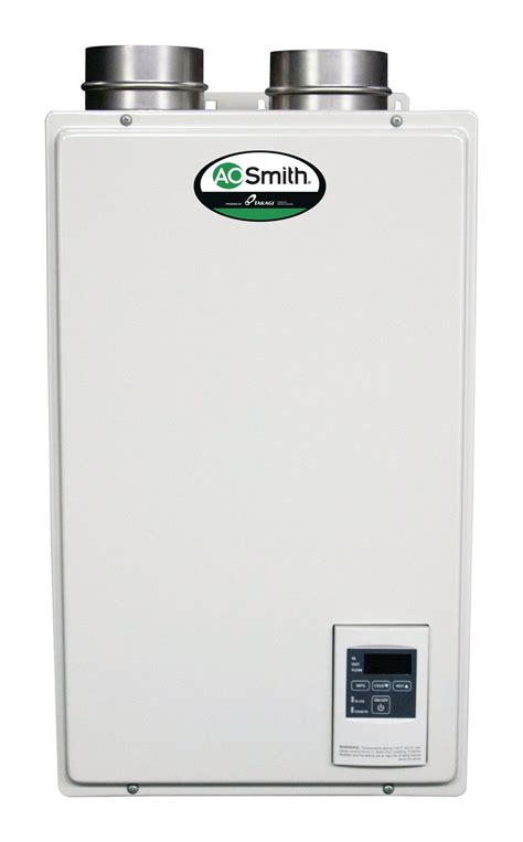 ao smiths space aware tankless water heater custom