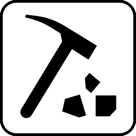Mining Or Rock Breaking Clip Art at Clker.com - vector ...