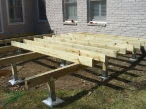 oz deck deck foundation system hoover fence company