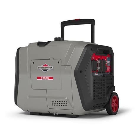 portable generators briggs stratton