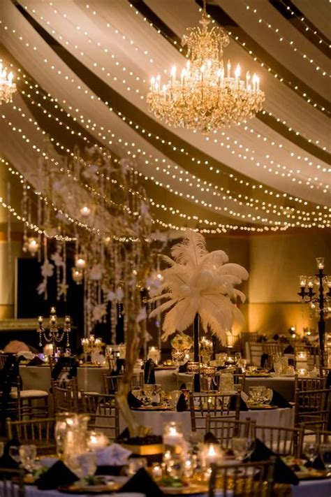 gatsby party decorating ideas