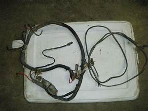 1988 Polaris Trail Boss 250 Main Wiring Harness Electrical