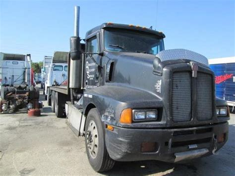 used kenworth trucks for sale in florida kenworth t600 in florida for sale used trucks on buysellsearch
