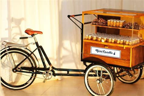 triporteur cuisine food truck ou food bike mimi canette