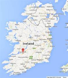 Limerick on Map of Ireland | World Easy Guides