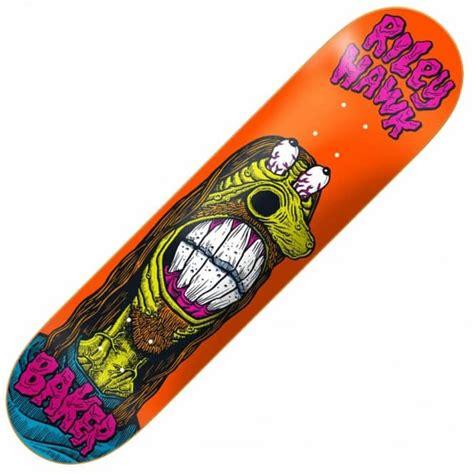 75 baker skateboard decks baker skateboards hawk weirdos skateboard deck 7 75
