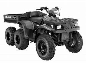 2007 Polaris Sportsman 6x6 Service Repair Manual Download