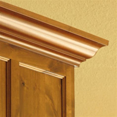 Oak Crown Molding by Traditional Oak Crown Molding 11 16 Quot Thick X 4 1 4