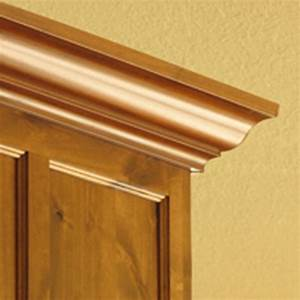 Traditional, Oak, Crown, Molding, 11, 16, U0026quot, Thick, X, 4, 4, U0026quot, Facing, With, 3, 4, U0026quot, Drop, And, 2, 16