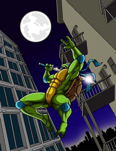 TMNT Leonardo by DBarton72087 on DeviantArt