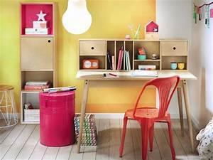 Bureau Enfant Scandinave : c 39 est l 39 heure des devoirs joli place ~ Teatrodelosmanantiales.com Idées de Décoration
