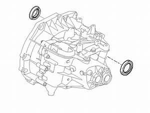 Mini Cooper Axle Seal Oem Gen1 R50 R52 R53