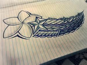 Cook Island Tattoo Designs Pattern