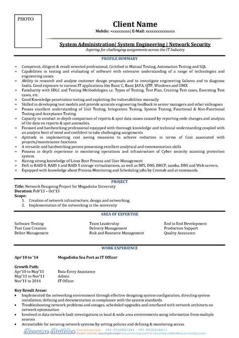 Ascii Resume Builder by Free Resume Sles Free Cv Template Free Cv Sle Senior Executive Resume Sle
