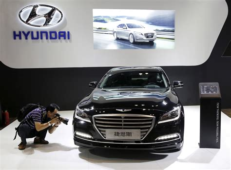 South Korean Carmakers Hyundai And Kia Cut Production At