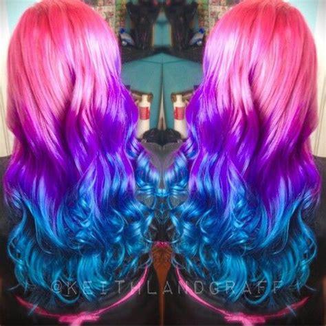 Best 25 Funky Hair Colors Ideas On Pinterest Crazy