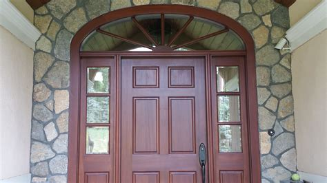 guide  staining vinyl therma tru doors paint track
