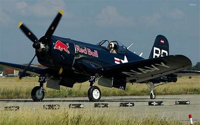 Corsair F4u Vought Wallpapers Desktop Aircraft Track