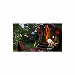 guirlande lumineuse guinguette mariage 20171019185608 With carrelage adhesif salle de bain avec guirlande lumineuse 100 led