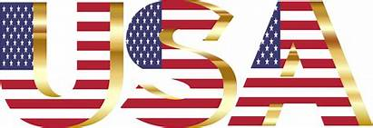 Flag Transparent Usa Background Clip Clipart Veterans