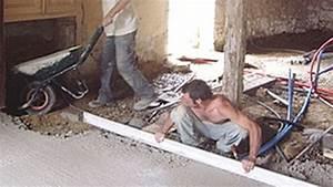 realiser une dalle en beton de chaux With maison bois sur plots 3 on attaque le plafond plancher comment realiser un