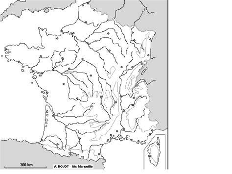 Carte De Fleuves Et Montagnes Vierge by Carte De Muette Avec Fleuves Et Montagnes Popkensburg