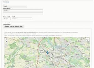 Maps In Drupal