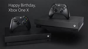 Xbox One X Spiele 4k : xbox one x konsole feiert geburtstag ~ Kayakingforconservation.com Haus und Dekorationen