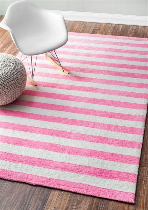 area rugs for tufted florrie pink by nuloom domino com