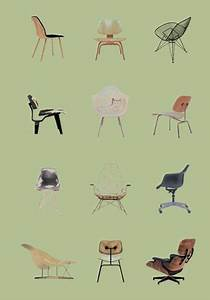 best 10 eames chairs ideas on pinterest eames home With kitchen colors with white cabinets with sacs papier personnalisés