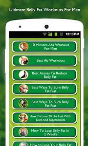 Belly Fat Burning Workouts Men For Android Apk Download